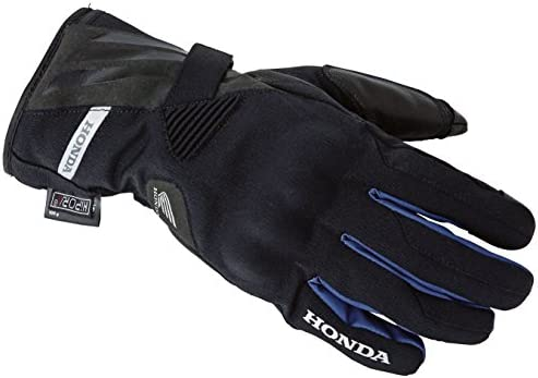 Honda(ホンダ) プロテクトウインターグローブ ロング ブルー 4Lサイズ 0SYEJ-X6D-B4L