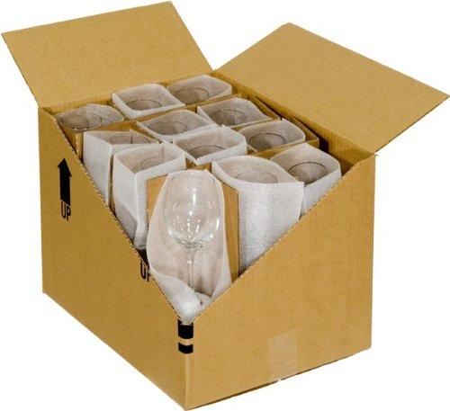 EcoBox Glass Pack Moving Kit, Pack of 2 EcoBox(V-7381) by EcoBox