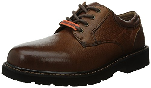 Dockers Men's Shelter, Dark Tan, 7.5 D - Medium