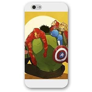 "Onelee Customized Marvel Series Case for iPhone 6+ Plus 5.5"", Marvel Comic Hero Hulk iPhone 6 Plus 5.5"