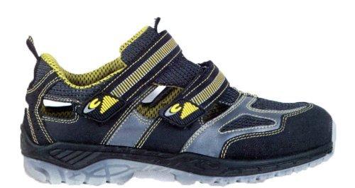 Cofra - Scarpa aperta - sandalo - antinfortunistica da lavoro Tennis Ace Taglia 45
