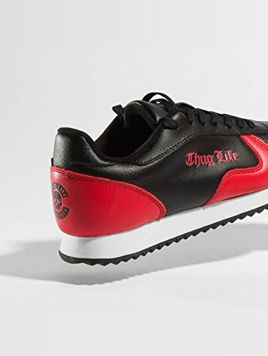 Thug Herren Life Rot Sneaker 187 r7raw