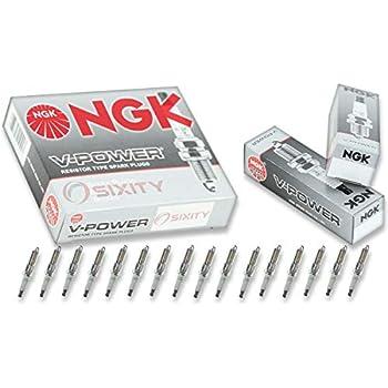 NGK V-Power 16pcs Spark Plugs Dodge Ram 1500 03-08 5.7L V8 Kit Set Tune Up