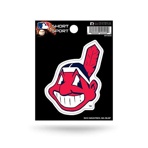 Wahoo Shorts - MLB Cleveland Indians Short Sport Decal, Chief Wahoo