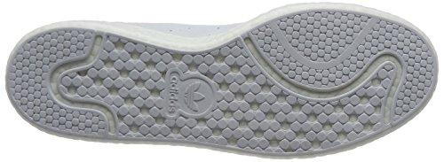 Adidas Unisex-erwachsene Stan Smith Spinta Sneaker Weiss (calzature Bianco / Calzature Bianco / Verde)