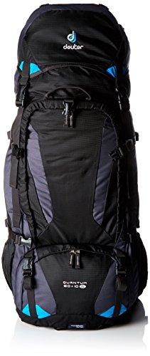 (Deuter Quantum 60+10 SL Travel Trekking Pack with Bonus Daypack)