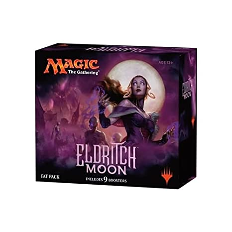 Amazon.com: Magic The Gathering Eldritch Moon Fat Pack: Toys & Games