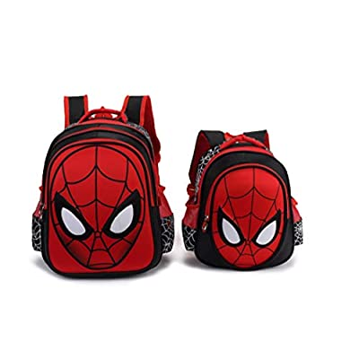 Toddler Kid Boys Girls Backpack Waterproof Cartoon Comic Kindergarten Children Snack Nursery Backpack | Kids' Backpacks