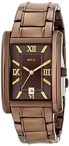 Relic Men's ZR77242 Allen Brown Watch