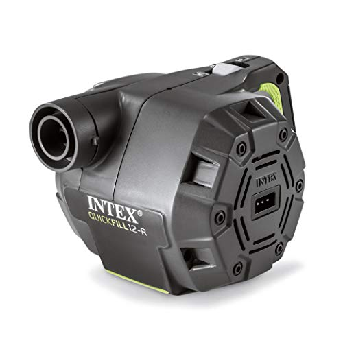 Intex Quick-Fill Rechargeable Air Pump, 110-120V, Max. Air Flow 650 L/min