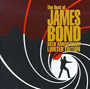 The Best of James Bond 30th Anniversary