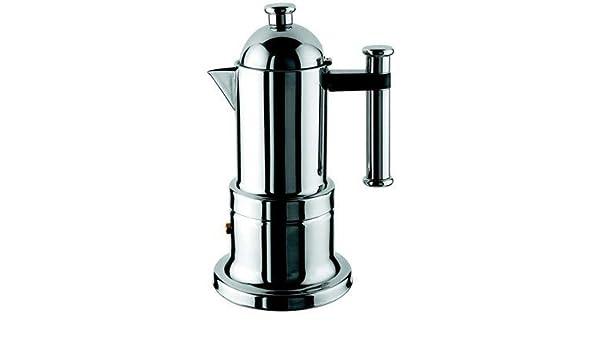 Vev Vigano 8194 Kontessa Inox (4 tazas cafetera Pot por Vev Vigano ...