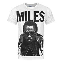 Miles Davis Portrait Men's T-Shirt