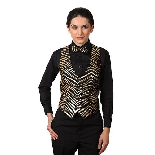 Zebra Print Vest - 7