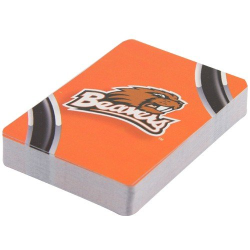 Oregon State Beavers Soccer (Oregon State Beavers Playing Cards)
