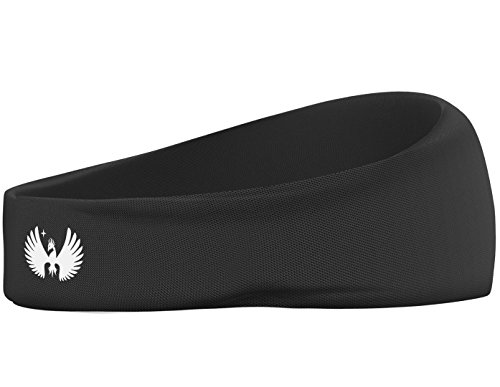 Sports Fitness Headband - For Men and Women Premium Moisture Wicking Fabric