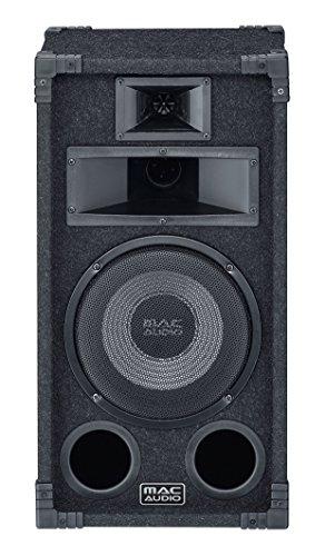 Mac Audio 1009126 Sound Force 1200 Party-Lautsprecher 1 Stück schwarz