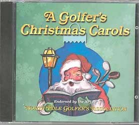 A Golfer's Christmas Carols (Golfer Bear)