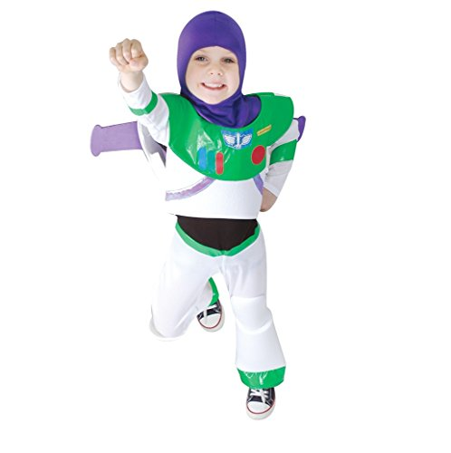 Toy Story Costume - Buzz Lightyear Costume - Toddler Size (3T/4T)]()