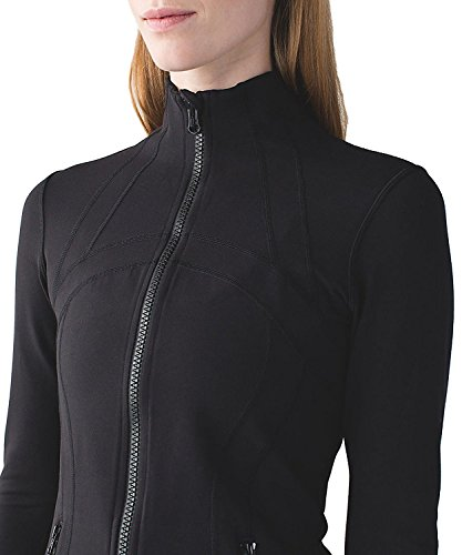 Queenie Ke Women's Sports Define Jacket Slim Fit And Cottony-Soft Handfeel Cyber M0nday Special