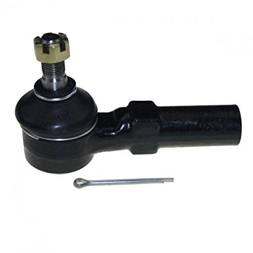 DLZ 2 Pcs Front Suspension Kit-2 Outer Tie Rod End Compatible with 1996-2001 I30 2002-2004 I35 1995-1998 240SX 2002-2004 Altima 1995-2008 Maxima ES3438