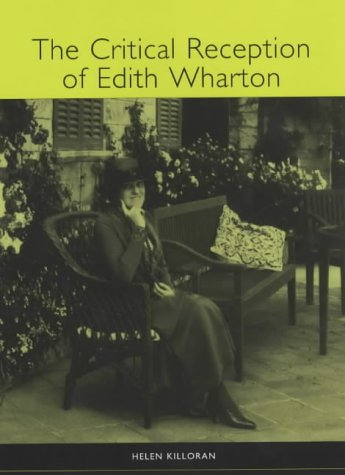 Download The Critical Reception of Edith Wharton (Literary Criticism in Perspective) ebook