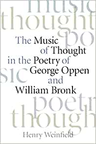 Amazon Com The Music Of Thought In The Poetry Of George border=