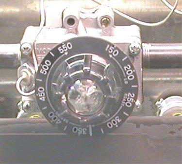Fdo Thermostat W/Knob, For Masterrange Smokehouses