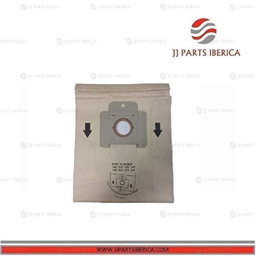 JJ PARTS IBÉRICA Pack 3UD Bolsas Aspirador NILFISK MAXXI WD ...