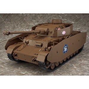 WF2016冬 ワンダーフェスティバル2016冬 ワンフェス2016冬限定 figma Vehicles IV号戦車H型 (D型改) B01FESWT74