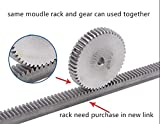 Fevas MOD1 Gear Rack 44 teeth-59 Teeth Hardened