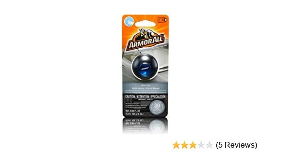 Amazon.com: Armor All 17804 Air Freshener Vent Clip, New Car Scent - 24 Pack: Automotive
