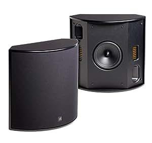 MartinLogan ElectroMotion FX2 Surround Speaker - Pair (Black)