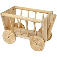 Petface Wooden Hay Cart