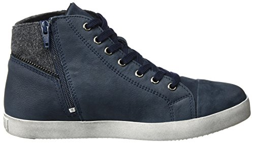 Trainers Shoes Tamaris Womens 25283 Hi Top Trainers Shoes