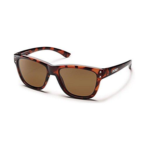 Suncloud Carob Polarized Sunglasses, Tortoise - Small For Suncloud Sunglasses Faces