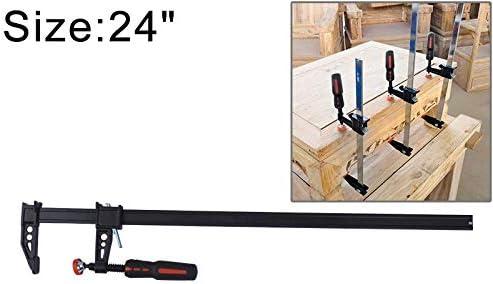 LIJIAN 24インチ厚Fクリップ木工心のこもった冷凍クランプとスプライシングツール