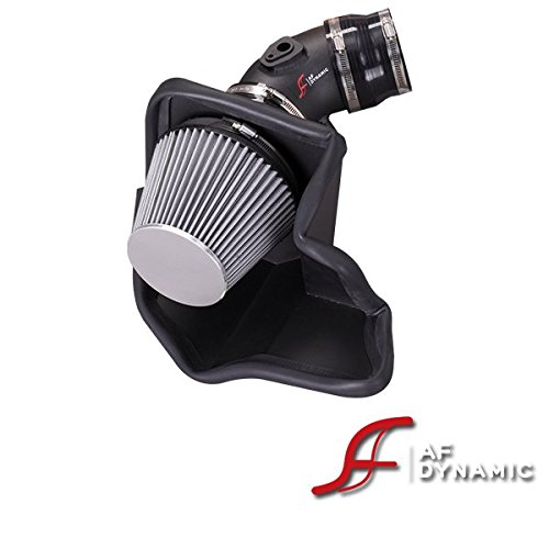 R&L Racing AF Dynamic Black Air Filter Intake Systems with Heat Shield 2013-2016 for Hyundai Genesis Coupe 3.8 3.8L V6