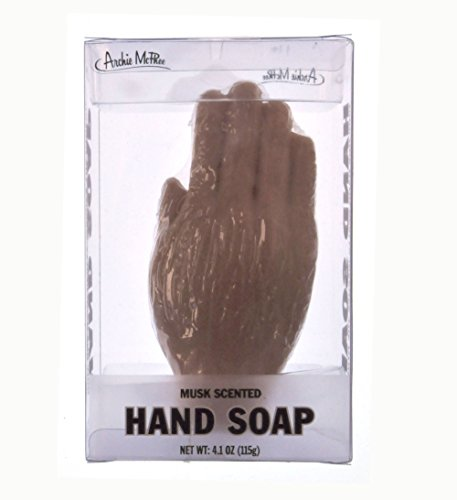 Accoutrements Archie McPhee Hand Shaped Hand Soap]()