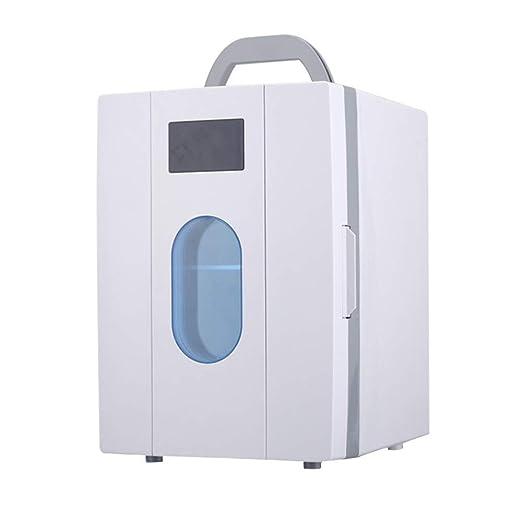 RUIMA Refrigerador para automóvil Coche de doble uso Refrigerador ...