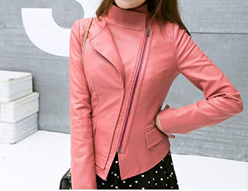 Jacket Leather Coat Oversized Howme AS1 Outwear Fashionable Women Parka 7xwq1Zv