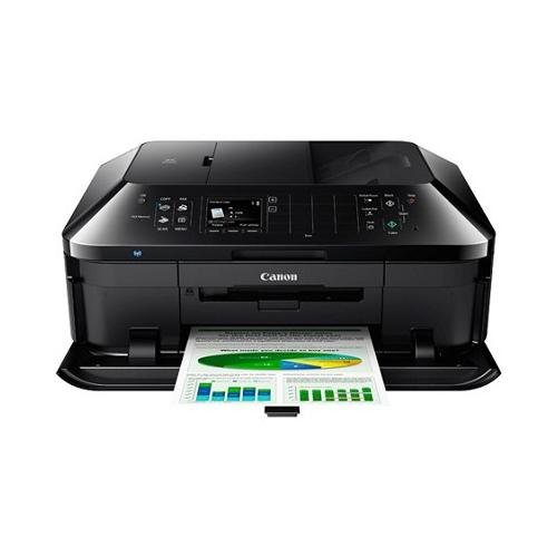 Canon Office and Business MX922 All-in-one Printer, Wireless and mobile printing - Color Mx Canon Ink