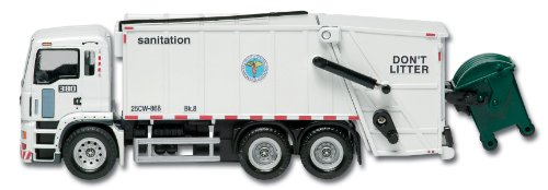 Daron New York City Sanitation Department Garbage Truck