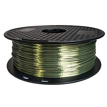 Amazon.com: Filamento para impresora 3D PLA de bronce ...