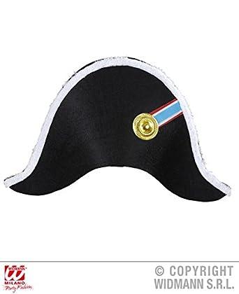 de567ea8d11 Napoleon Hat for Bonaparte 17th 18th Century Fancy Dress Accessory ...