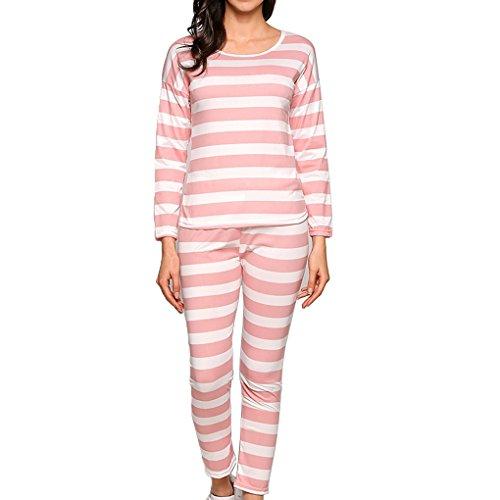 Nilover - Pijama - para mujer Rosa