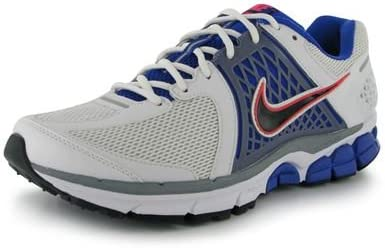 Nike Zoom Vomero + 6 443812101, Running Hombre, Blanco (Blanc, Gris et Bleu), 48.5: Amazon.es: Zapatos y complementos
