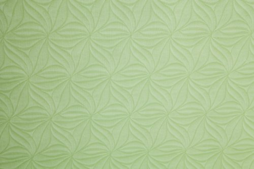 Dream On Me 5'' Double Sided Play Yard Foam Mattress, Green by Dream On Me (Image #3)