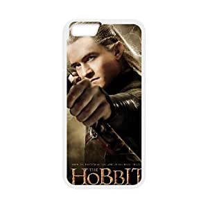 The Hobbit iPhone 6 Plus 5.5 Inch Cell Phone Case White 8You031216