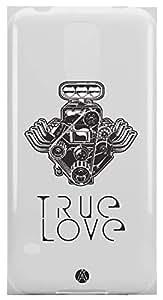 True Love Samsung S5 3D wrap around Case - Designer